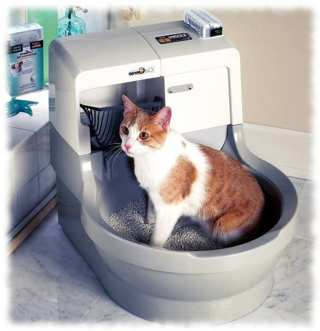 виды биотуалетов для кошек и цена